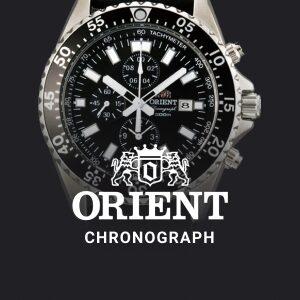 Наручные часы orient Orient Chronograph купить в интернет-магазине https://www.orient-official.com.ua/